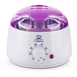 MAKARTT Wax Warmer Electric Hair Removal 14 oz Wax Melting P