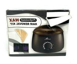 Lifestance Wax Warmer Hair Removal Kit with Hard Wax Beans a