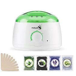 Karlash Wax Warmer Hair Removal Kit with Hard Wax Beans and