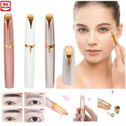 Women's Painless Brows Trimmer Electric Facial Hair Eyebrow